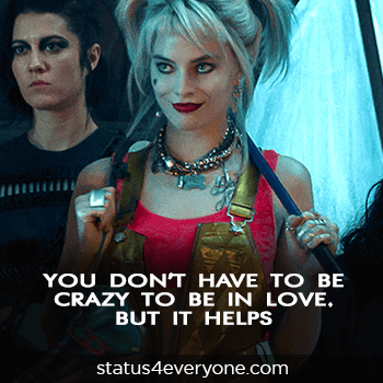 harley quinn quotes that showcases her crazy side quotespirate
