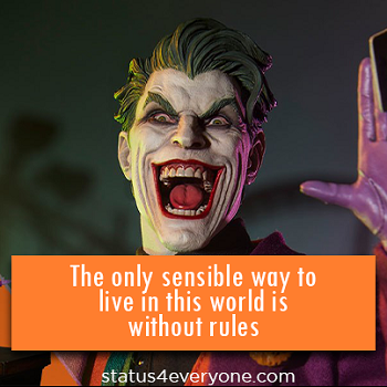 joker movie quotes