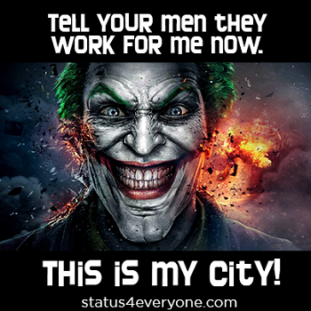 joker quotes to harley